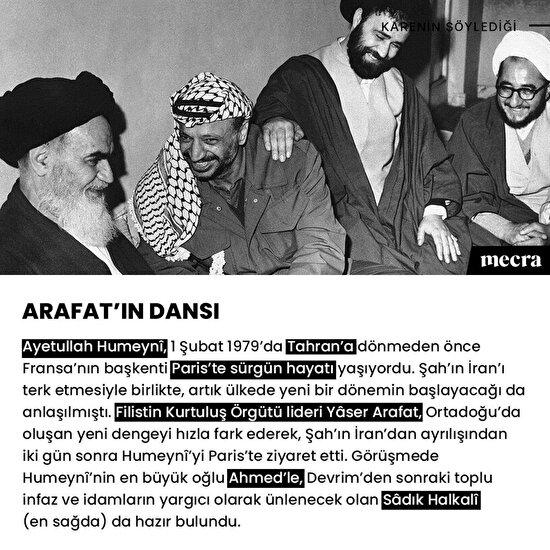 Arafat'ın dansı