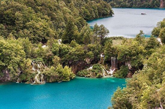 Plitvice Gölleri Milli Parkı, Hırvatistan