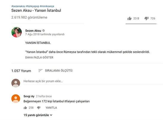Yansın İstanbul