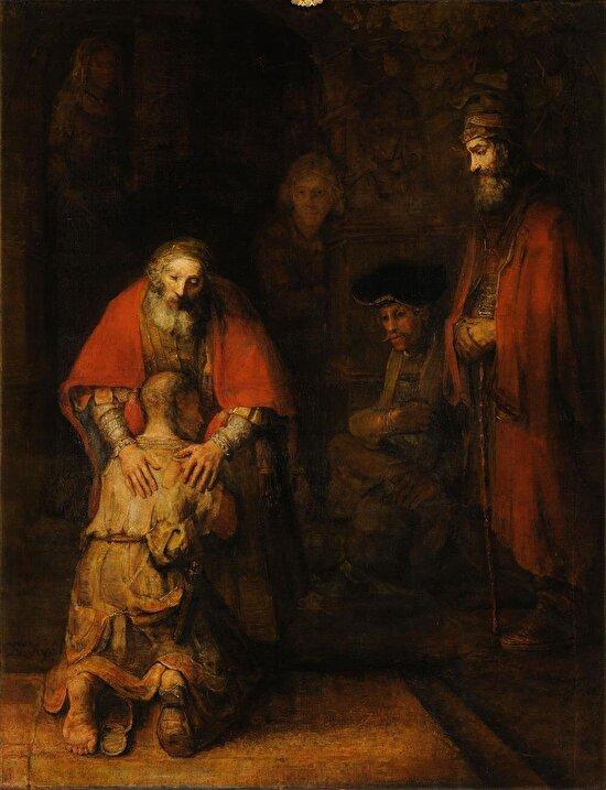 Savurgan Oğul'un Dönüşü, Rembrandt, 1663