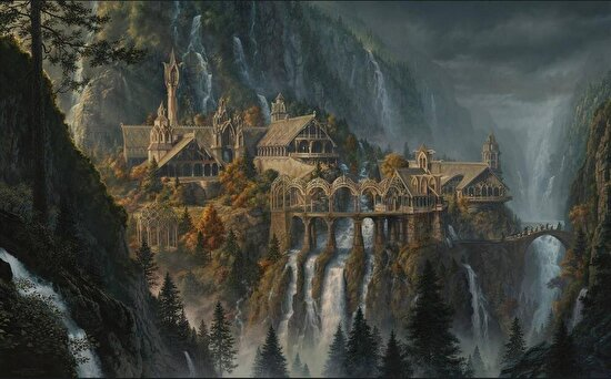 Rivendell, Yüzüklerin Efendisi