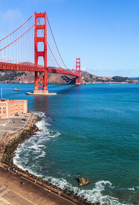 Golden Gate Köprüsü, San Francisco