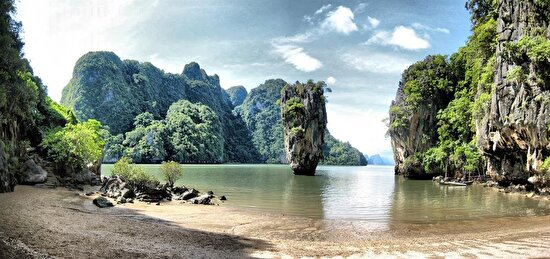 Khao Phing Kan, Tayland