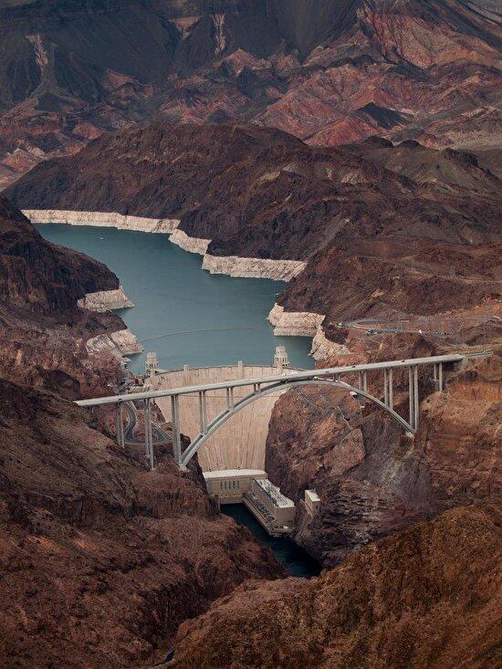 Hoover Barajı, Nevada, ABD