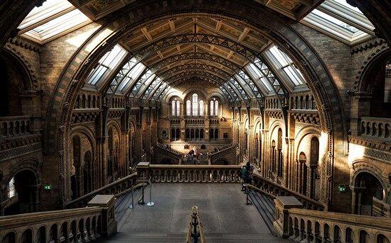 Doğa Tarihi Müzesi, Londra