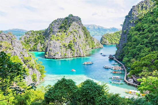 Palawan, Filipinler