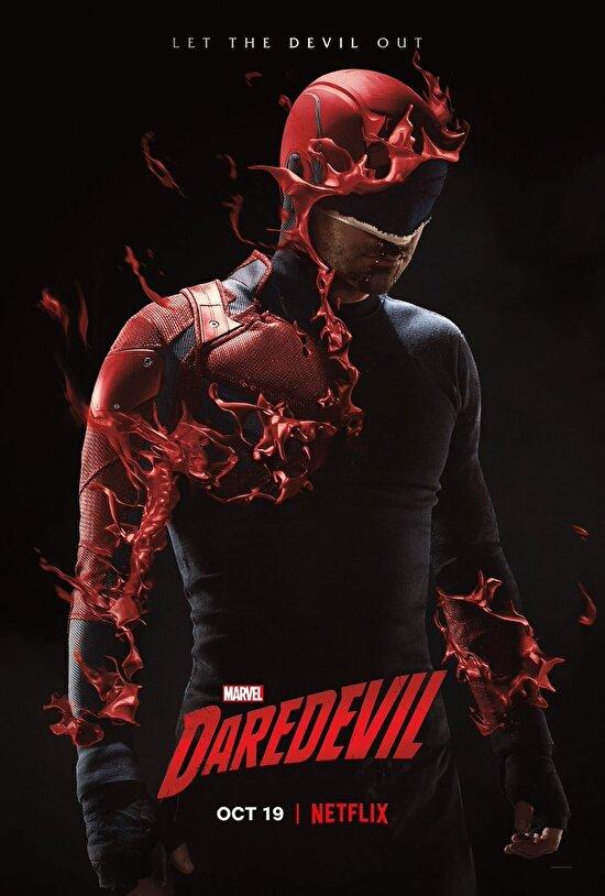 Daredevil, 3. sezon posteri