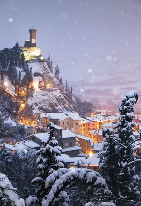 Brisighella, İtalya