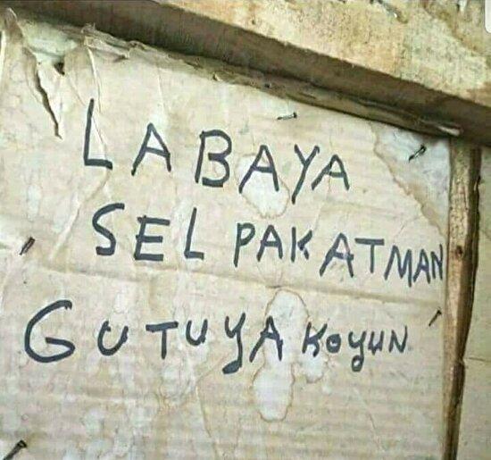 Türkçesine güvenenleri şöyle alalım