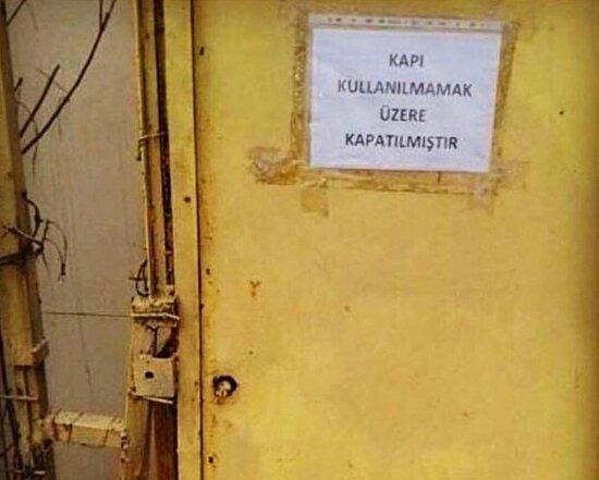 Kısmetimin kapısı