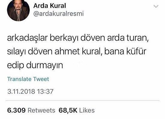 Arda Kural'ın suçu ne?