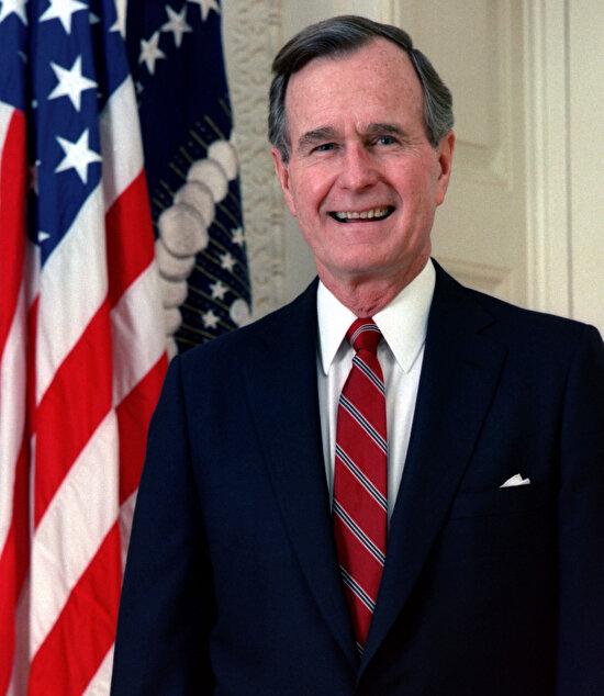 8 Kasım 1988: George H. W. Bush, ABD'nin 41. Başkanı seçildi