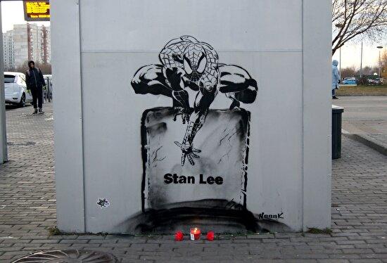 Stan Lee anısına