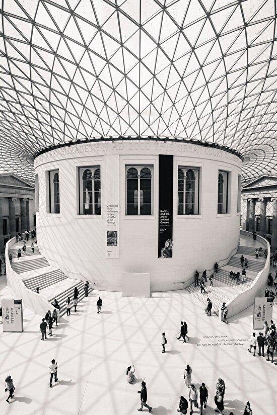 British Müzesi, Londra