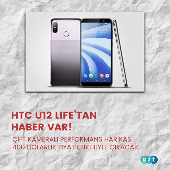 HTC'den haber var