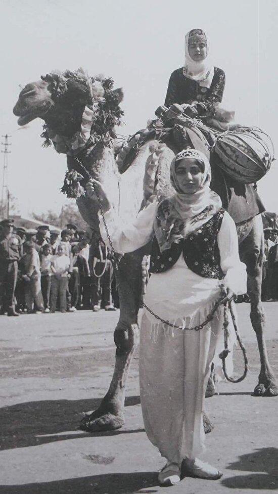 Karpuz festivali. Diyarbakır 1966