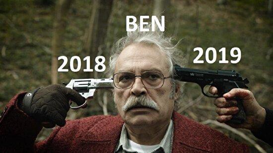 Yeni yıl çok başka olacak dedikten sonra ben