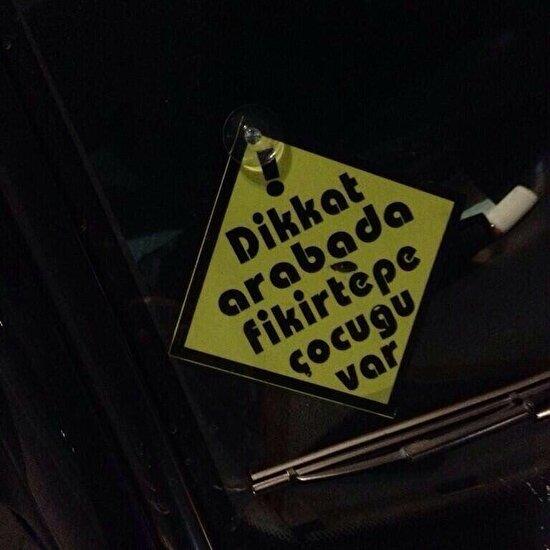 Vee o arabaya asla yaklaşmayız...