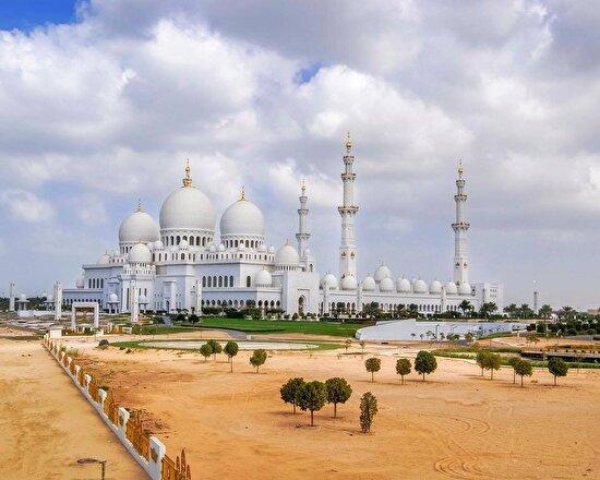 Şeyh Zayid Camii, Abu Dabi, Birleşik Arap Emirlikleri