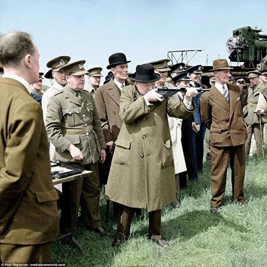 Winston Churchill, 13 Haziran 1941