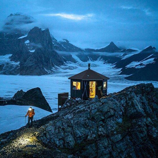 Sheldon dağ evi