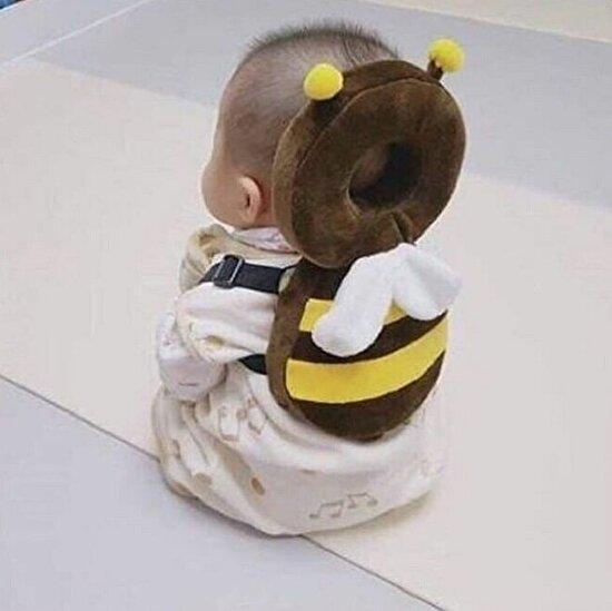 Gördüğüm en sevimli bal arısı