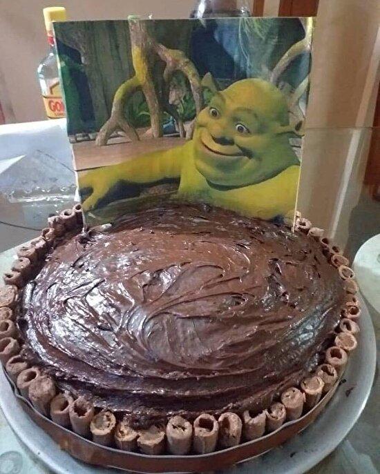 Kimin Shrek'i buuu