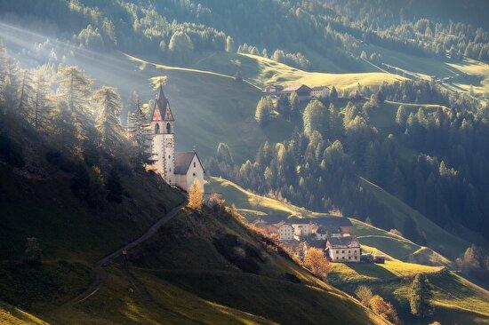 Dolomites, İtalya