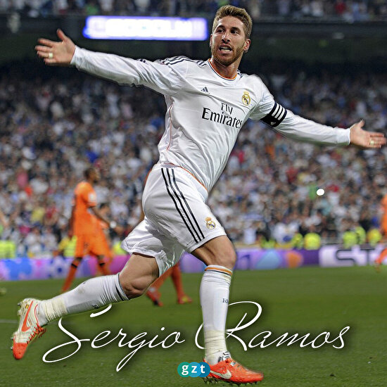 Ramos 33 yaşında