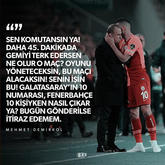 Mehmet Demirkol'dan Belhanda'ya sert eleştiri