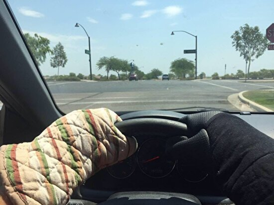 Yaz mevsiminde araba sürme önerisi