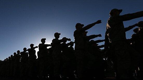 38 ilin jandarma komutanları değişti