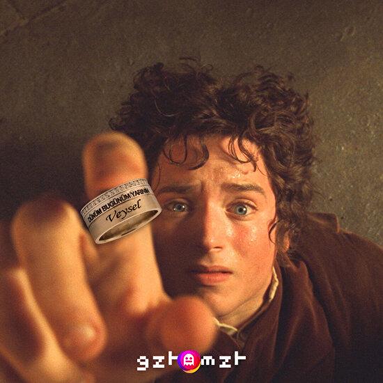 Frodo'nun bile taşıyamadığı yüzük