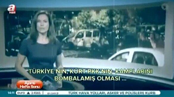 Alman medyası PKK propagandasına soyundu