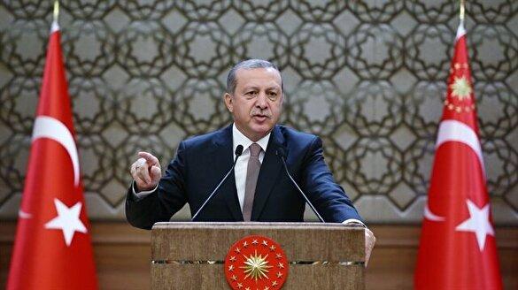 Erdoğan net konuştu: Yine vururuz!