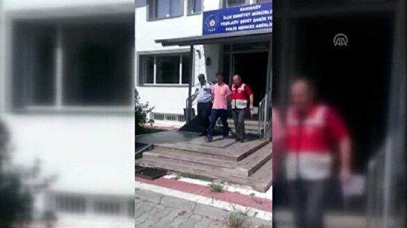 TRT binasını basan hain de yakalandı