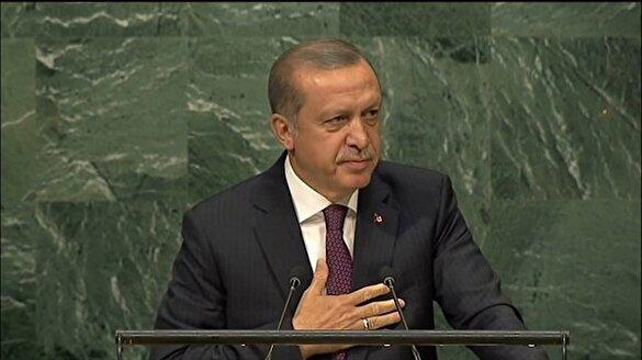Cumhurbaşkanı Erdoğan'ın BM konuşması (tamamı)