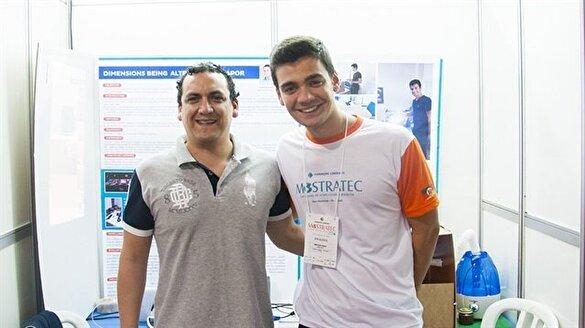Türk öğrenci, bilim ve teknoloji yarışmasında dünya birincisi oldu
