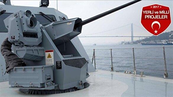 'Muhafız' Türk denizlerinin müdafasında etkin rol oynuyor