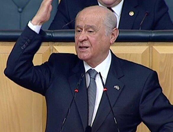 Bahçeli: Asıl olan hayattır, hayat da Beşiktaş'tır