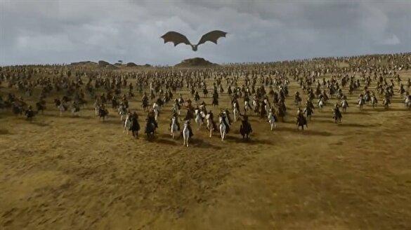 Game of Thrones'ın yeni sezon fragmanı izlenme rekoru kırdı