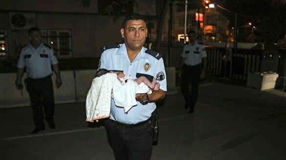 Yeni doğan bebeği çanta içinde çöpe bıraktılar