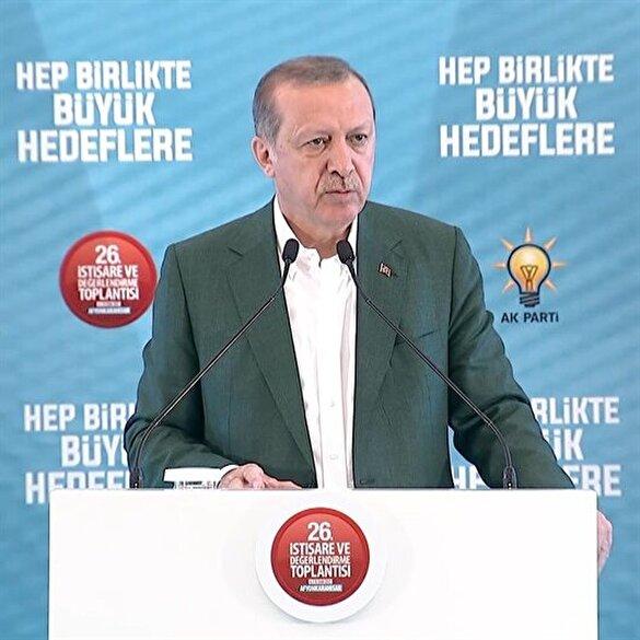 Cumhurbaşkanı Erdoğan İdlib Harekatı'nı açıkladı
