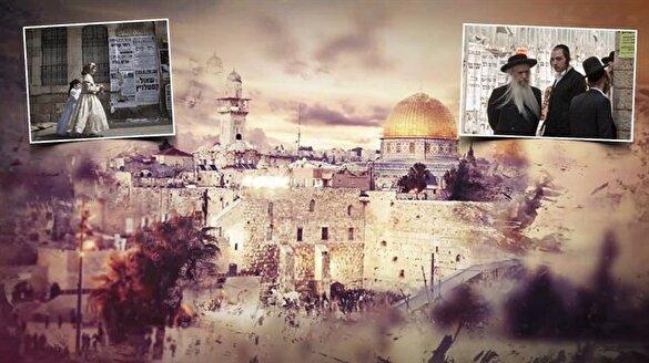 Ultra Ortodoks Yahudilerin film setini andıran mahallesi: Mea Shearim