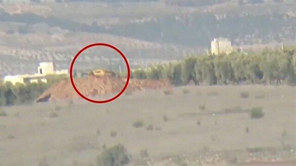 Mehmetçik YPG/PYD'li teröristleri böyle trolledi