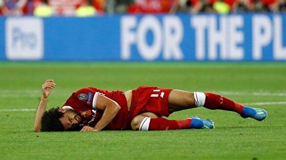 Salah ağlayarak oyundan çıktı