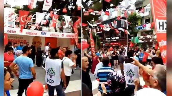 Gizli ittifak artık saklanamıyor: CHP-HDP kol kola!
