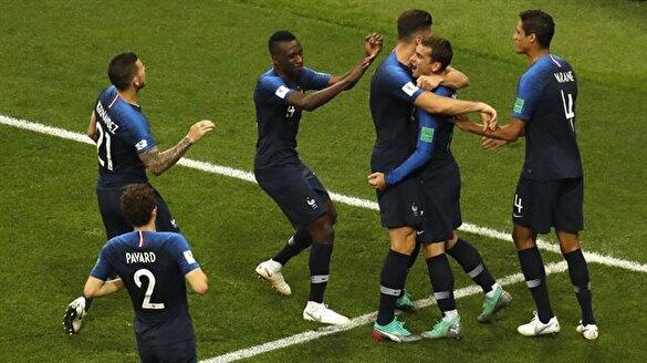 Fransa Dünya Şampiyonu (Geniş özet ve goller)