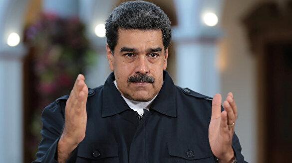 Maduro: ABD dünyanın en büyük petrol rezervini ele geçirmek istiyor.