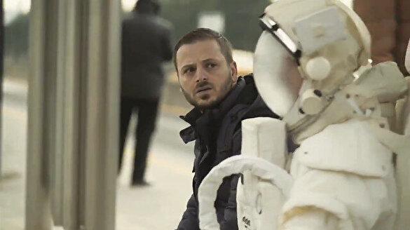 Yeşilay'ın astronotlu farkındalık klibi büyük ilgi çekti